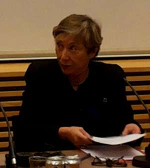 The Kristeva Circle conference, Södertörn University, Stockholm, Sweden; Дата: 13.10.2016; Държател: Камелия Спасова